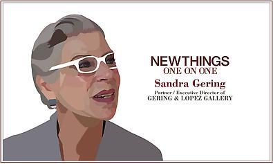 Sandra Gering Interview