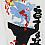 Sinking Feeling, 2008 Gouache & graphite on paper 49 x 26 inches SGI1278
