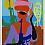 Feel The Magic, 2012 Acrylic on canvas 40 x 30 inches SGI2135