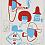 The Mix Masters, 2013 Gouache & graphite on paper 15 x 11 inches SGI2663