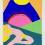 Over the Mountain, 2014 Gouache & graphite on paper 15 x 11 inches SGI2886