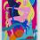 Its Electric, 2013 Gouache & graphite on paper 22 ½ x 15 ½ Inches SGI2666