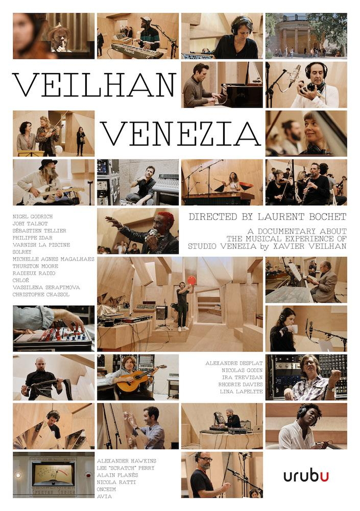 Kickstarter project for the documentary Veilhan Veniza directed by Laurent Bochet  www.kickstarter.com/projects/veilhanvenezia/veilhan-venezia-documentary-film