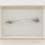 Untitled (Subway Drawing: 1.9.08 Wynn Kramarsky Robert Barry 1.9.09 Howard Karshan Michael Solway taxi +), 2009 Graphite on paper 7 1/2 x 11 1/4 inches SGI2749