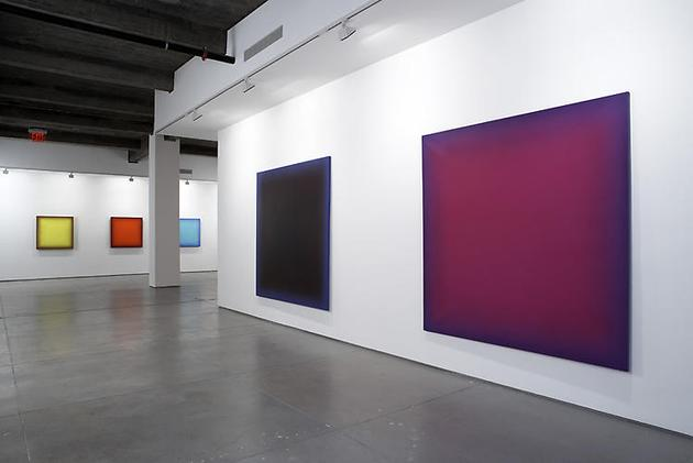 Installation view  2008