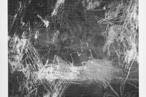 william anastasi: abandoned paintings