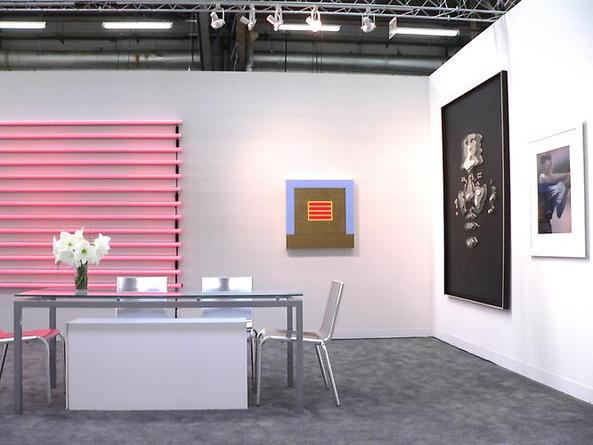 The Armory Show, 2009 Installation view