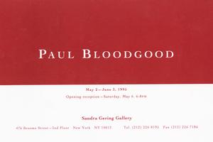 paul bloodgood