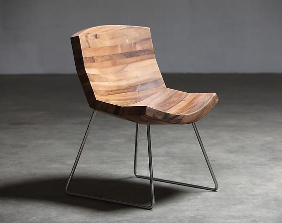 Chunk chair