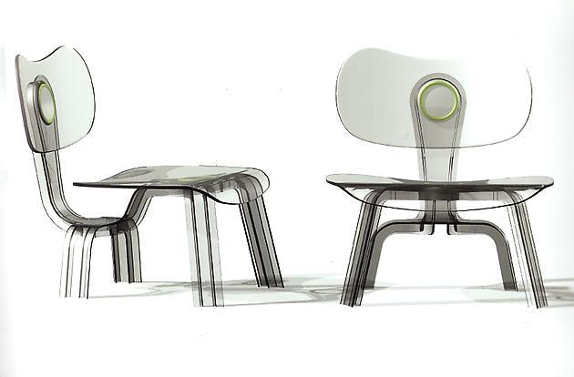 Kareames chair concept 2001
