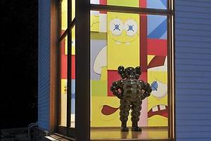 KAWS: The Aldrich Contemporary Art Museum