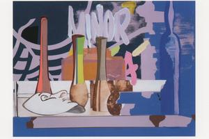 still: michael bevilacqua, george condo, jane simpson