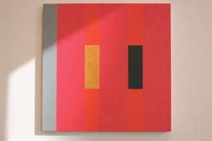 oli sihvonen: 3x3 paintings: 1975-77