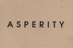 simon ungers: density, asperity, intensity