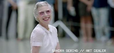 Jay-Z video with Sandra Gering