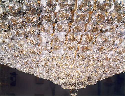 <i>Chandelier (Illilluminations)</i>, 2006 C-print 42 x 55 inches (106.7 x 139.7 cm)
