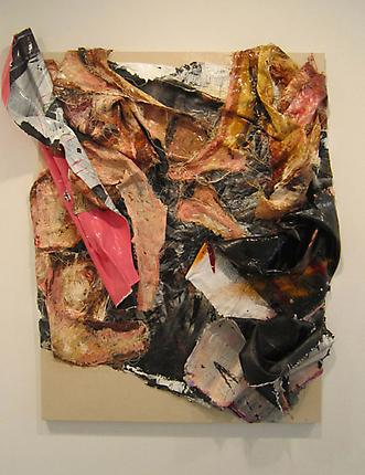 Erika Keck not yet titled, 2011 Acrylic on canvas 60 x 49 inches (152.4 x 124.5 cm)