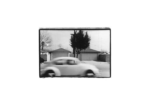 Untitled, from the series 35 Views of San Bernadino, 1974 Gelatin silver print 5 x 7 inches (12.7 x 17.8 cm) Edition 1/6, 2 AP