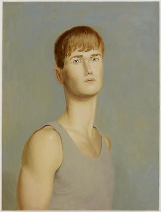 Randall, 2012 Oil on linen 24 x 18 inches (61 x 45.7 cm)