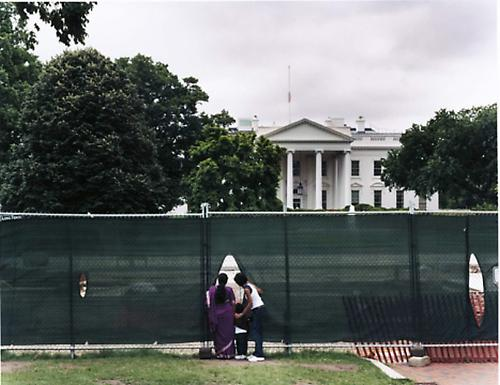 <i>White House (My Life in Politics)</i>, 2002-04 C-print 20 x 24 inches (50.8 x 61 cm)