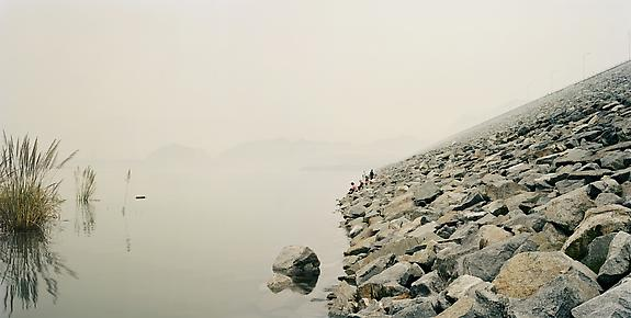Three Gorges Dam VI, Yichang, Hubei Province, 2007