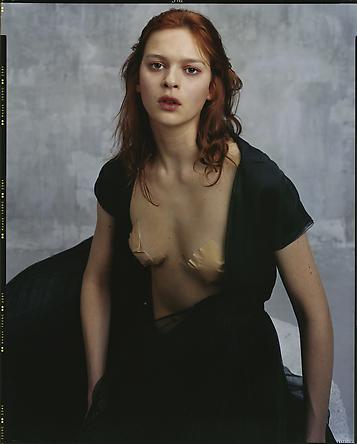 Elise Crombez, étude, Paris, mars 2005