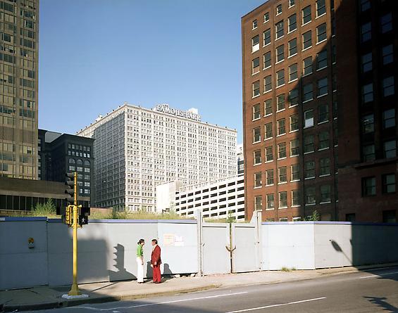 Joel Meyerowitz St. Louis, 1977