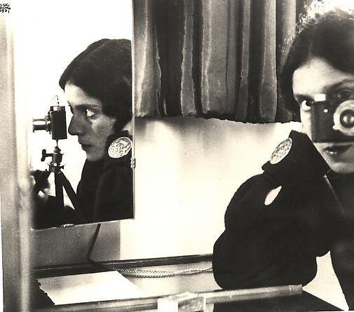 Self Portrait with Leica, 1931