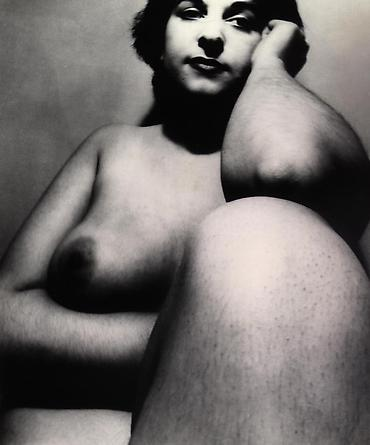 Nude, 1940's