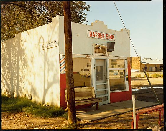 Stephen Shore East Walnut Street, Roswell, New Mexico, September 26, 1974