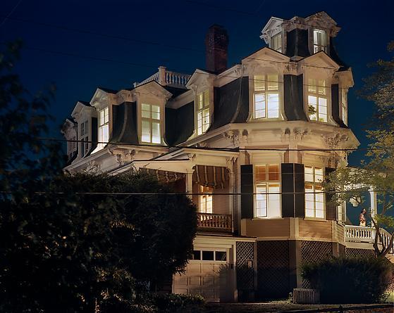 The Mansard Roof, 2011, from Hopper's Houses