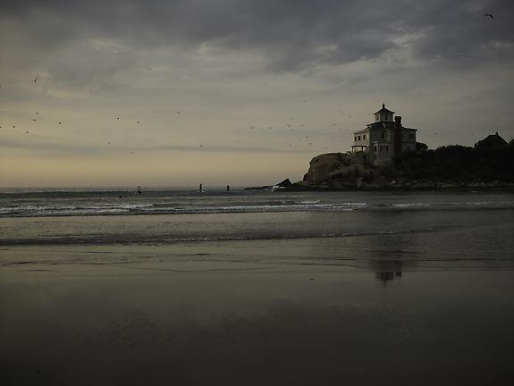 Good Harbor, 2012, from Hopper's Houses