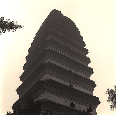 Quingshan Temple, 2001