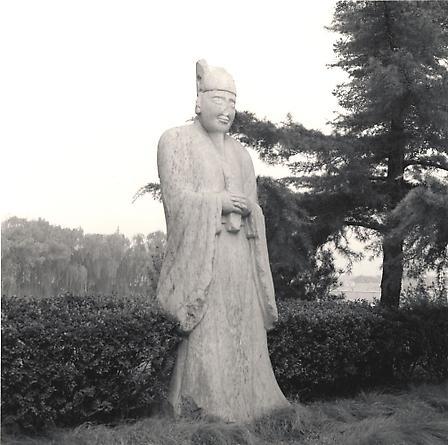 Statue, 2001