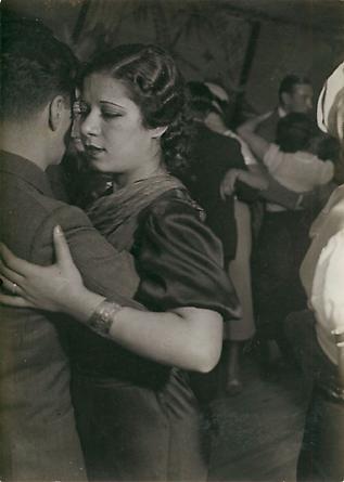 Au Bal Negre, Rue Blimet, 1935
