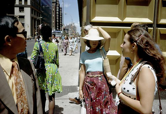 Joel Meyerowitz New York City, 1974