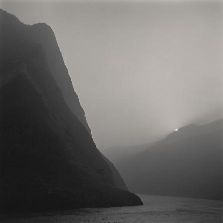 Three Gorges, Yangtze River, 2001