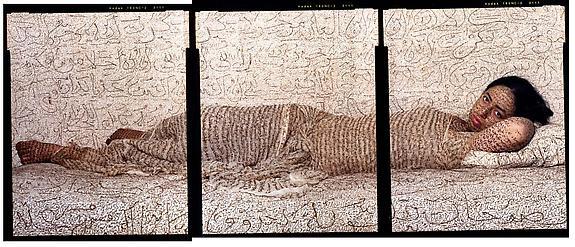 Les Femmes du Maroc: Reclining Odalisque, 2008