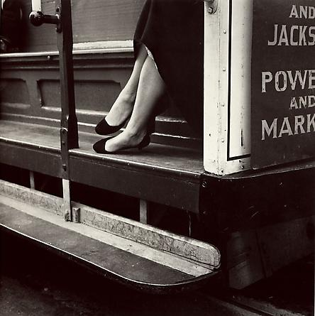 Cable Car, San Francisco, 1956