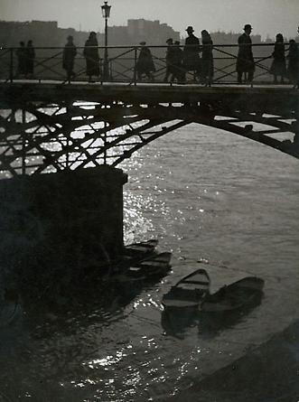 Le Pont des Arts, c. 1933-34