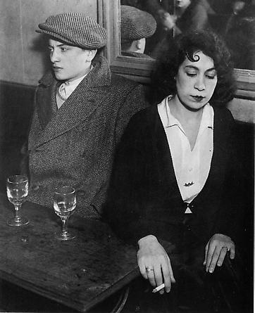 Couple Fache, c. 1932
