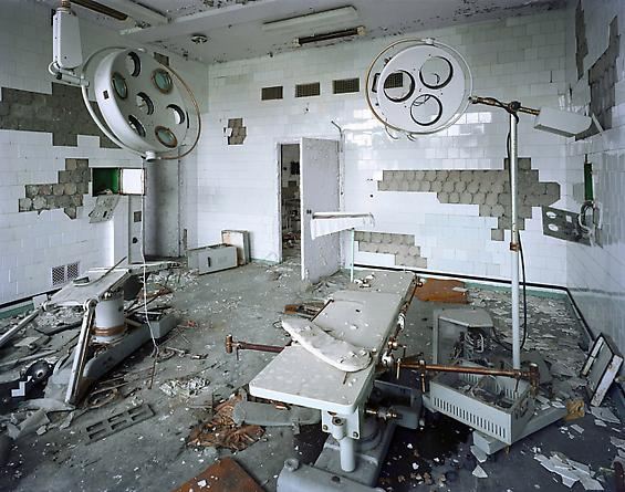 Operating room, 2001