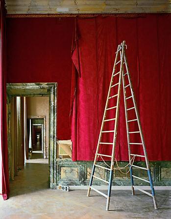 Salle d'Introduction aux Galeries Historiques, (2)ANR.01.002, Salle du XVII, AIle du Nord - RdC, Versailles, 1985
