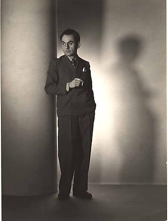 Man Ray, Self Portrait as a Fashion Photographer, 1936