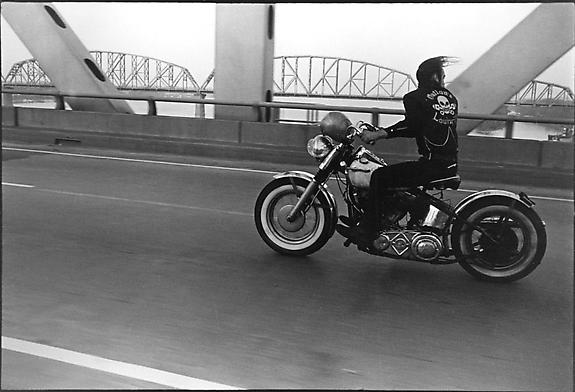 Crossing the Ohio, Louisville, 1966