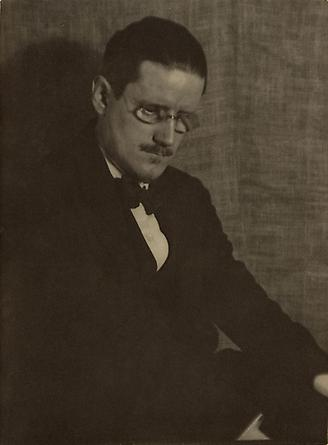James Joyce, 1922