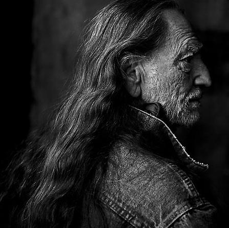 Willie Nelson, Luck Ranch, Texas, 2001