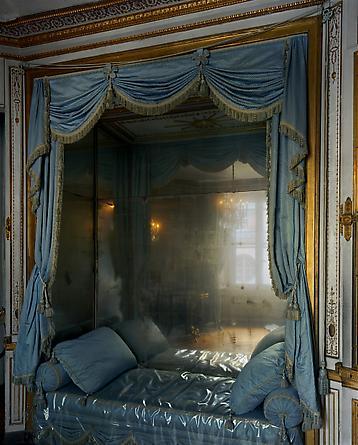 La Meridienne, Marie-Antoinette's Bed, Versailles, 2007