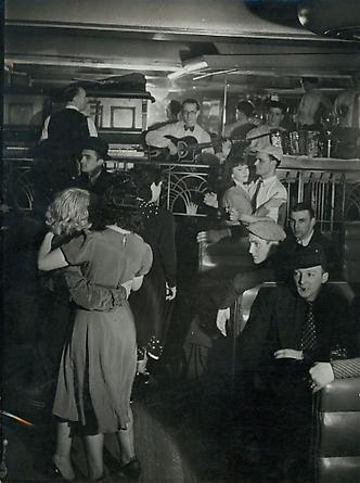 Le Bal Musette, La Boule Rouge, c. 1935-36