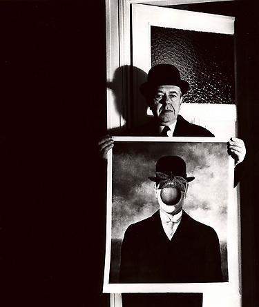 Rene Magritte, 1966